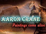 Aaron Crane: Paintings Come Alive - free hidden object game on ToomkyGames