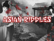 Asian Riddles - free logic game on ToomkyGames