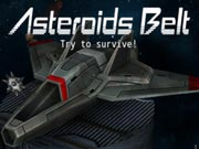Asteroids Belt - free shooting game on ToomkyGames