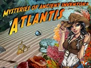 Atlantis: Mysteries of Ancient Inventors - free hidden object game on ToomkyGames