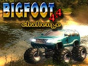 Bigfoot 4x4 Challenge - free racing game on ToomkyGames