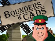 Bounders and Cads - free board game on ToomkyGames