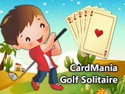 Cardmania: Golf Solitaire - free card game on ToomkyGames
