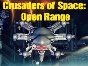 Crusaders of Space: Open Range - free space shooter on ToomkyGames