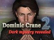 Dominic Crane 2: Dark Mystery Revealed - free hidden object game on ToomkyGames