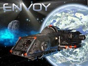 Envoy - free space shooter game on ToomkyGames