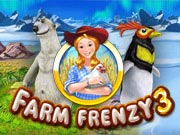 Farm Frenzy 3 - free farming game on ToomkyGames