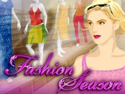 Fashion Season - free fancy game on ToomkyGames