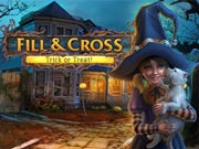 Fill & Cross: Trick or Treat! - free Halloween game on ToomkyGames