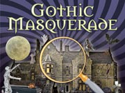 Gothic Masquerade - free hidden object game on ToomkyGames