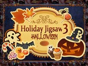 Holiday Jigsaw: Halloween 3 free download on ToomkyGames