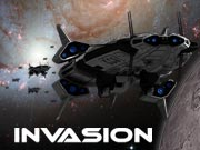 Invasion - free space shooter game on ToomkyGames