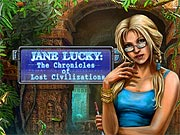 Jane Lucky - free hidden object game on ToomkyGames
