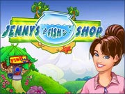 Jenny's Fish Shop - download free business game on ToomkyGames