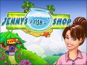 Jenny's Fish Shop - juego de Gestión del tiempo gratuito en ToomkyGames