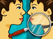 Just Spot It! Mirror Mirror - free puzzle game on ToomkyGames