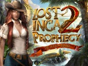 Lost Inca Prophecy 2 - free adventure game on ToomkyGames