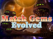 Match Gems Evolved - free gem game on ToomkyGames