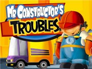 Mr Constructor's Troubles - free platformer game on ToomkyGames