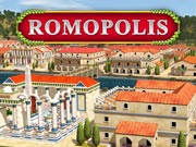 Romopolis - free historical city builder game on ToomkyGames
