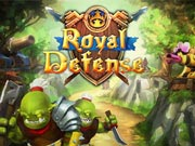 Royal Defense - download free strategy game on ToomkyGames