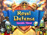 Royal Defense: Invisible Threat - free tower defense game on ToomkyGames
