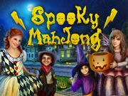 Spooky Mahjong - free Halloween Game on ToomkyGames