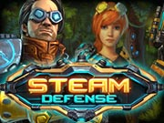 Steam Defense - free shooting game on ToomkyGames