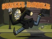 Street Runner - free endless runner game on ToomkyGames
