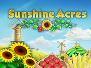 Sunshine Acres - free farm game on ToomkyGames