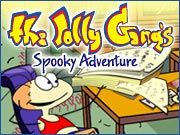 The Jolly Gang's Spooky Adventure - download for free on ToomkyGames