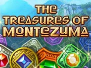 Treasures of Montezuma - free match 3 game on ToomkyGames