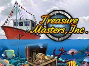 Treasure Masters Inc. - free hidden object game on ToomkyGames