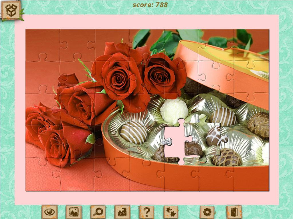 1001 Jigsaw: Home Sweet Home — Wedding Ceremony