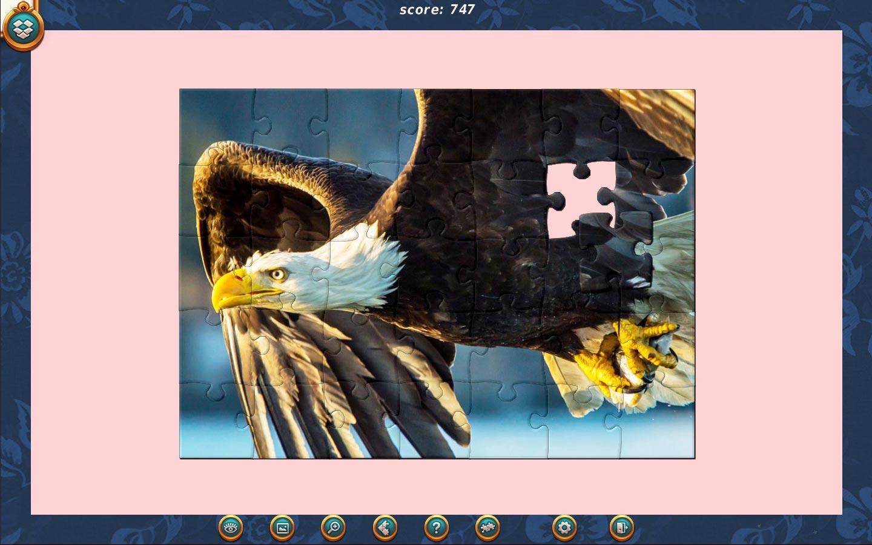 1001 Jigsaw: Six Magic Elements