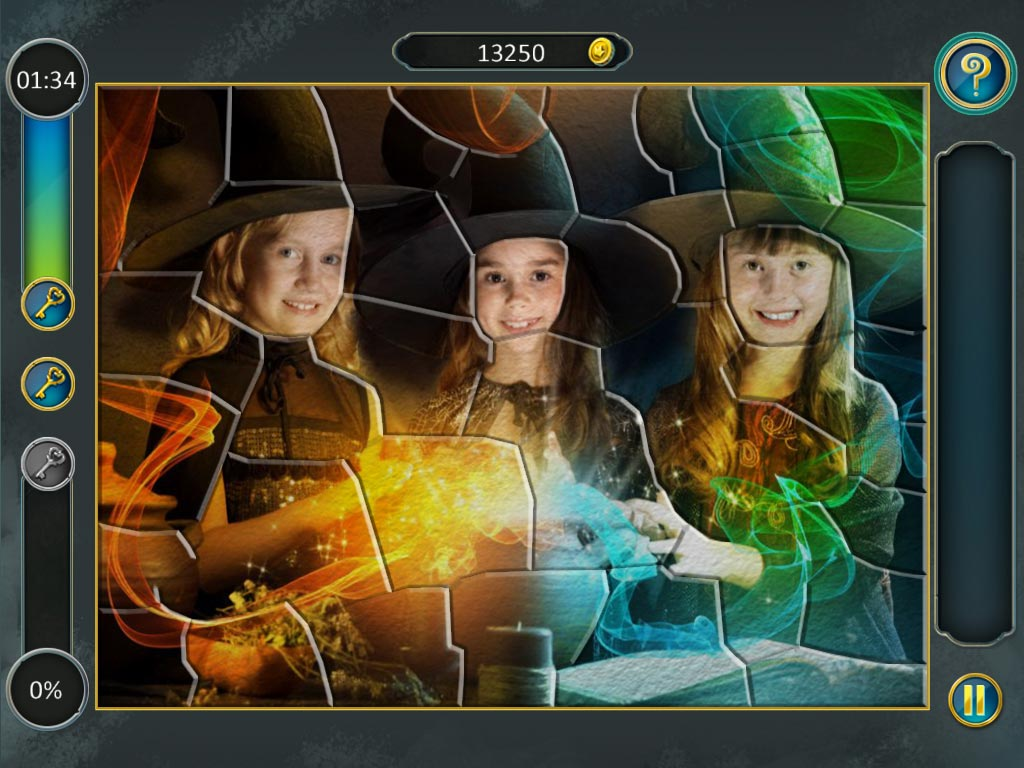 Alice`s Jigsaw: Time Travel 2