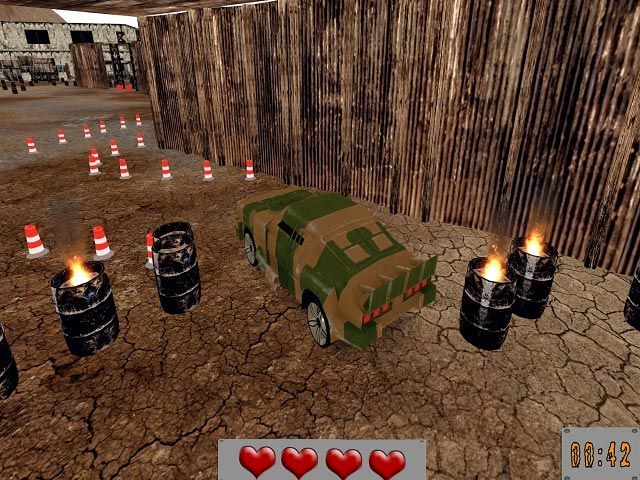 Apocalypse Parking 3D