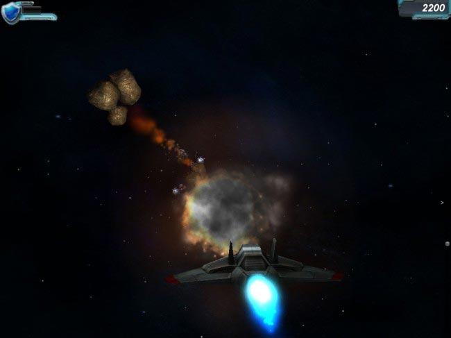 Asteroids Belt