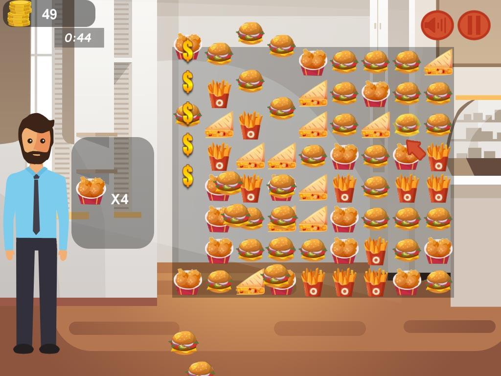 Burger Kingdom