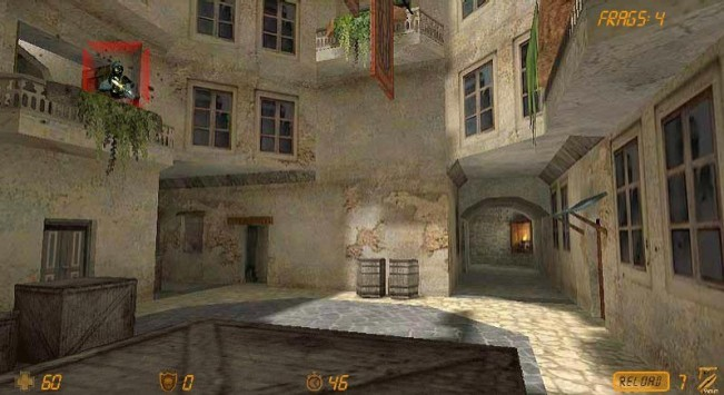 Counter Strike Training Area