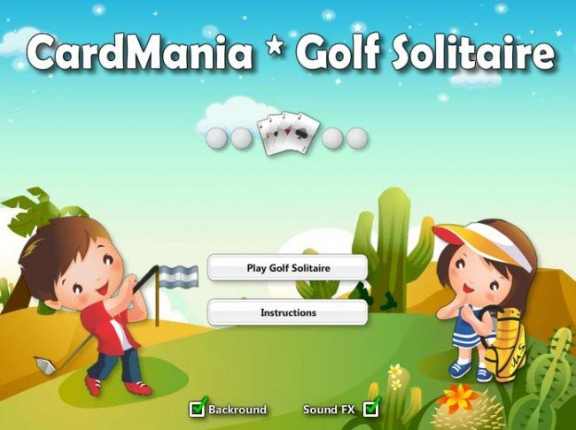 Cardmania: Golf Solitaire