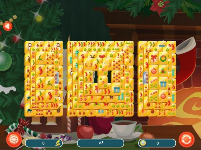 Christmas Mahjong.Christmas Mahjong 2 Game Free Download