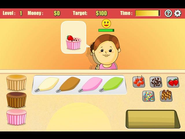 Cupcake Frenzy
