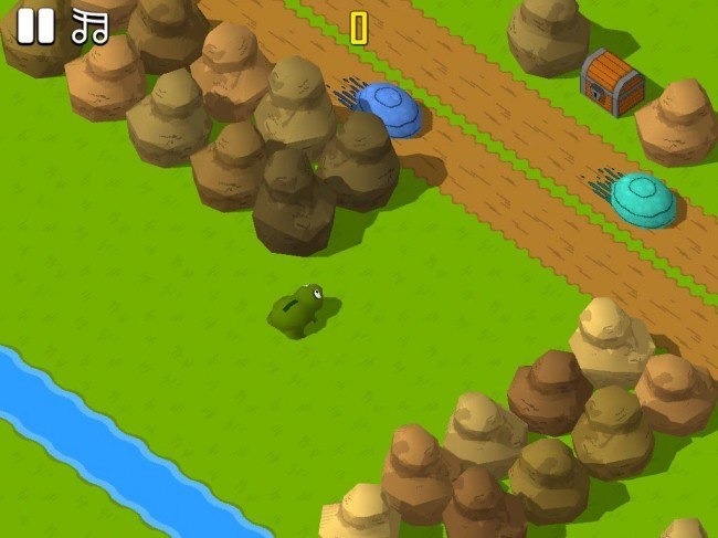 Froggy: Long Way Home