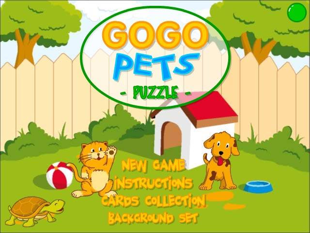 Gogo Pets Puzzle