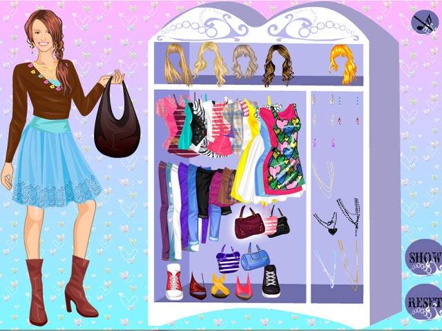 Hannah Montana: Dress Up