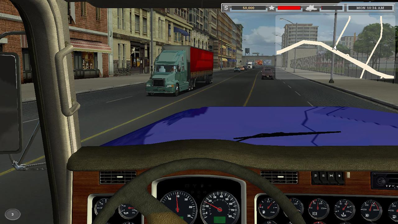 Hard Truck Simulator