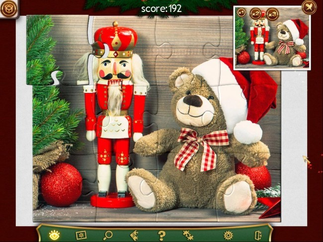 Holiday Jigsaw: Christmas 2