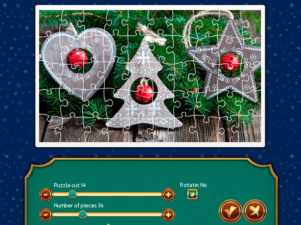Holiday Jigsaw: Christmas 4