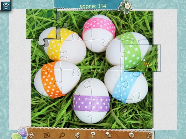 Holiday Jigsaw: Easter 2